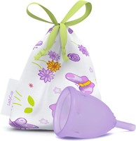 LadyCup Touch of Lavender maat L Limited Edition
