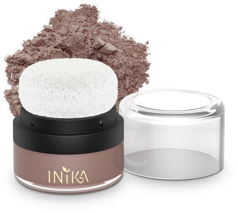 TESTER INIKA Mineral Blush Puff Pot -  Rosy Glow