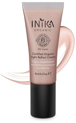 TESTER Inika Biologische Light Reflect Cream