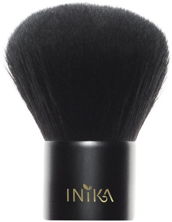 TESTER Inika Pro Kabuki Brush with Case