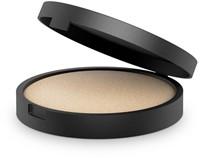 INIKA Baked Mineral Foundation Powder - Strength Voor lichte huidteint met peachy beige ondertoon-3