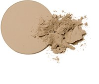INIKA Baked Mineral Foundation Powder - Strength Voor lichte huidteint met peachy beige ondertoon-2