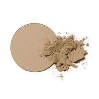 INIKA Baked Mineral Foundation Powder - Trust Voor medium tot een donker beige huidteint, bruin gouden ondertoon-2