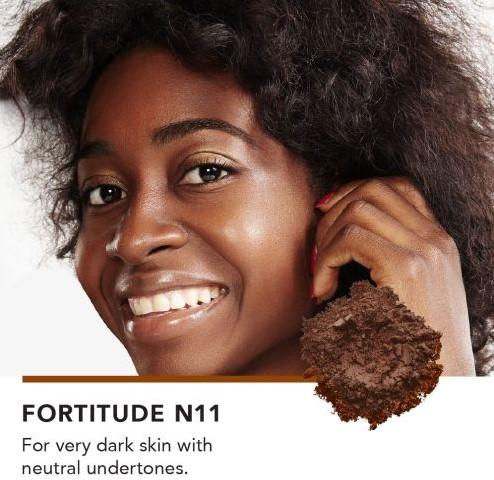 INIKA Baked Mineral Foundation Powder - Fortitude