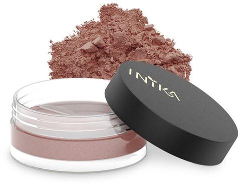 INIKA Loose Mineral Blush - Red Apple Voor alle huidteinten-2