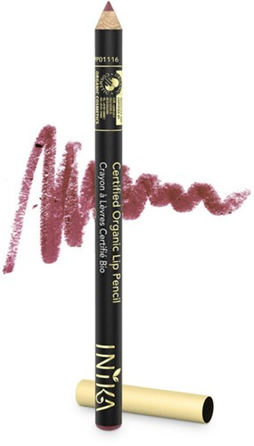 INIKA Biologische Lip Pencil - Sugar Plum