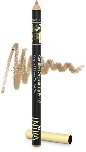 INIKA Biologische Lip Pencil - Nude Delight