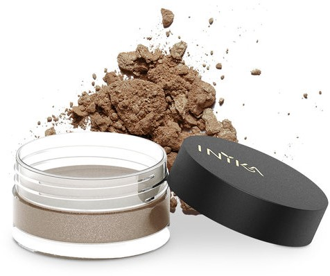 INIKA Loose Mineral Eye Shadow - Copper Crush Warm bruin rose met kopergloed-2