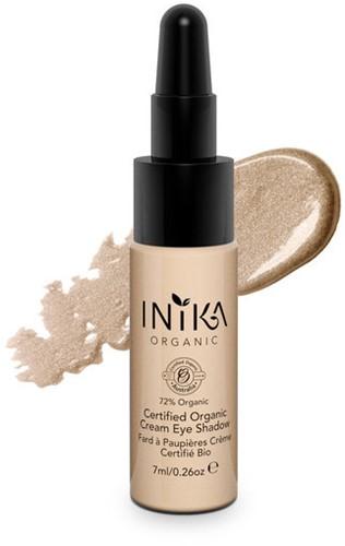 INIKA Biologische Cream Eye Shadow - Champagne Natuurlijke champagne kleur-2
