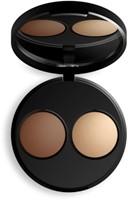 INIKA Baked Contour Duo - Almond Voor zowel een lichte als medium huidteint -2