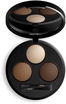 INIKA Brow Define Palette - Chestnut Voor bruin tot donkere haren-2
