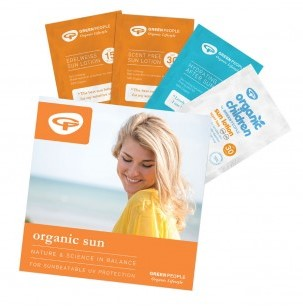 Green People Sun Care - Sample Pack - Max 3