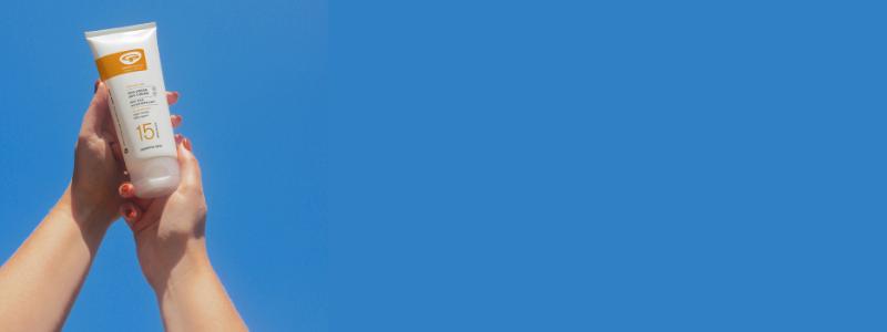 Nanodeeltjes in zonnebrand, wat wilt de consument?