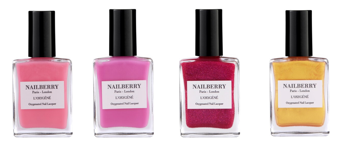 NIEUW: Limited edition colours Nailberry