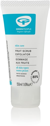 Green People Fruit Scrub (Exfolierend)