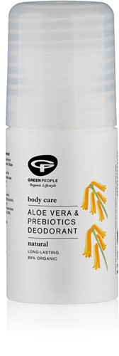 Green People Aloe Vera & Prebiotics Deodorant