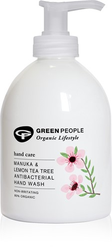 Green People Antibacterial Handwash