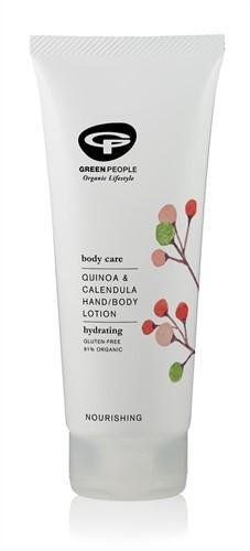 Green People Quinoa Hand & Body Lotion 200ml