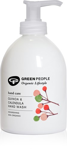 Green People Quinoa & Calendula Handwash