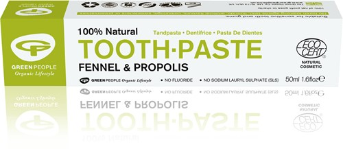 Green People Venkel Propolis Tandpasta