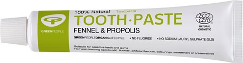 Green People Venkel & Propolis Tandpasta -2
