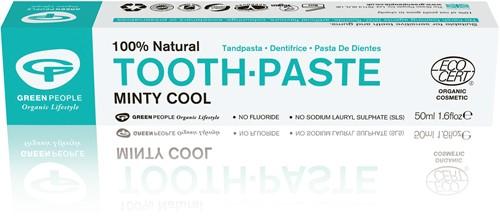 Green People Minty Cool Tandpasta