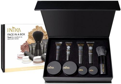 INIKA Face in a Box Starter Kit  - Trust