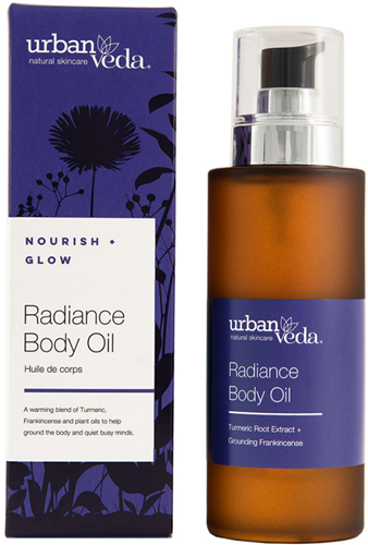 Urban Veda Radiance Body Oil