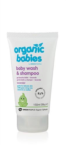 Baby Was & Shampoo Lavendel
