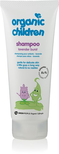 Green People Organic Children Shampoo Lavendel