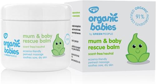 Moeder & Baby Rescue Balsem Parfumvrij