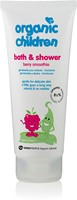 Green People Organic Children Berry Smoothie Bad & Douche