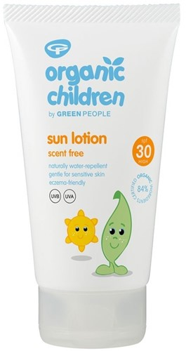 Green People Kids Zonnebrand SPF30