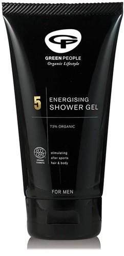 Green People No.5 Energising Shower Gel