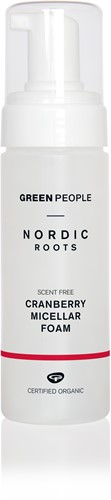 Green People Cranberry Micellar Foam
