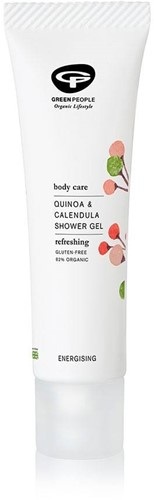 Green People Quinoa Shower Gel 30ml