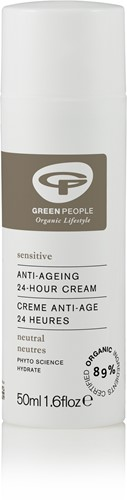 Green People Parfumvrije 24 Hour Crème