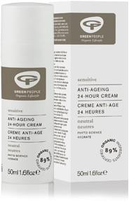 Green People Neutrale Parfumvrije 24 uur Crème