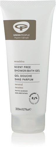 Green People Neutrale Parfumvrije Douche Gel