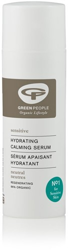 Green People Neutrale Parfumvrije Hydraterend Serum