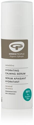 Green People Parfumvrij Hydraterend Serum