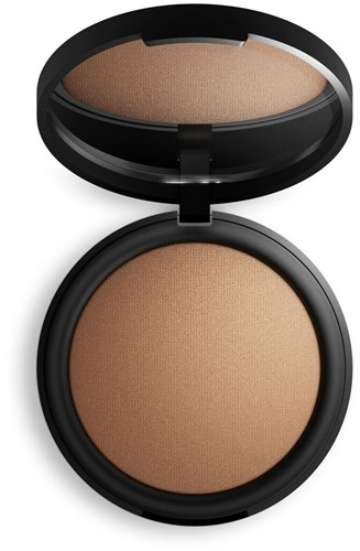 TESTER INIKA Baked Mineral Foundation Powder - Confidence