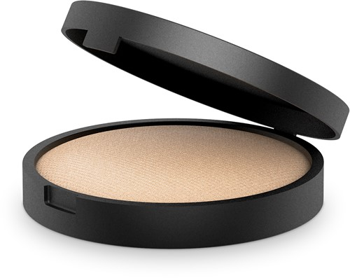 TESTER INIKA Baked Mineral Foundation Powder - Strength