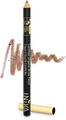 TESTER INIKA Biologische Brow Pencil  - Blonde Bombshell