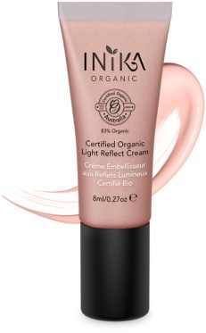 INIKA Biologische Light Reflect Cream