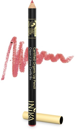 INIKA Biologische Lip Pencil - Moroccan