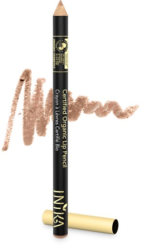 INIKA Biologische Lip Pencil - Nude Delight