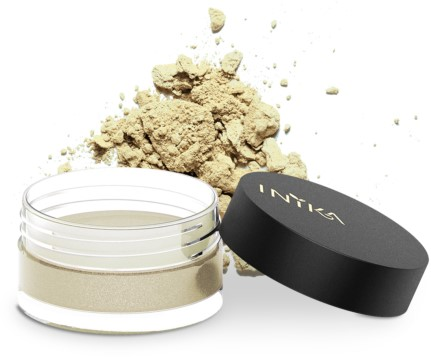 TESTER INIKA Loose Mineral Eye Shadow - Gold Dust