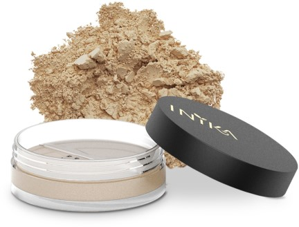 INIKA Mini Loose Mineral Foundation SPF25 - Strength