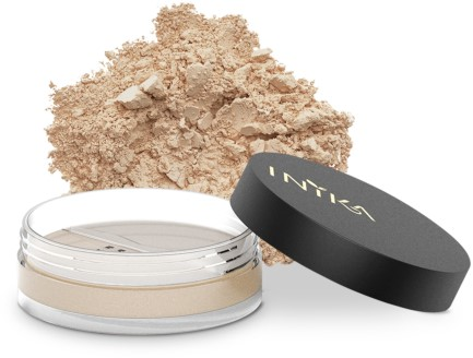 INIKA Mini Loose Mineral Foundation SPF25 - Unity